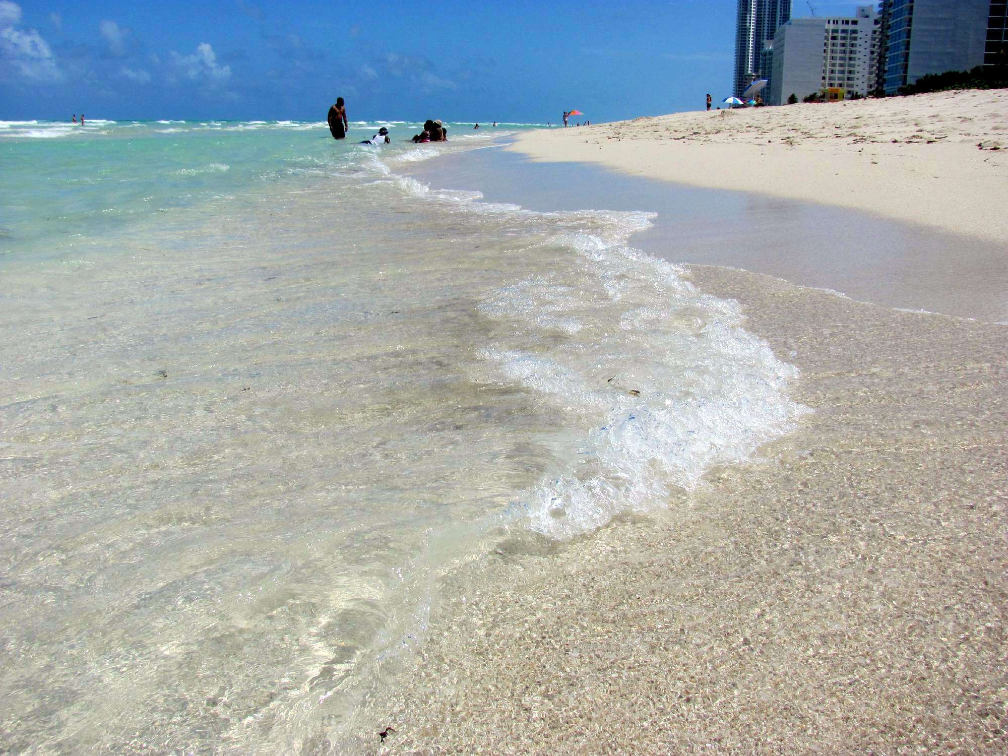 Crystal Beach Miami