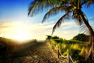 Lifeguard Tower, Miami Beach, Florida